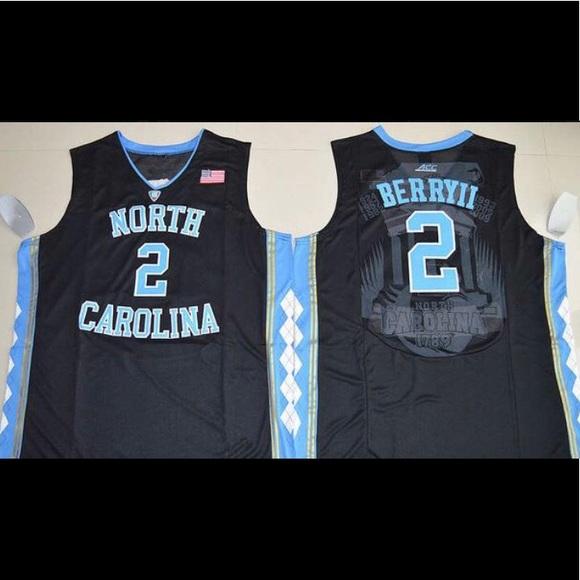 North Carolina Joel Berry II Jersey #2